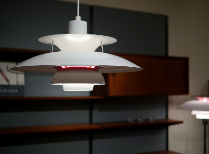 PH50 Pendant Light / louis poulsen