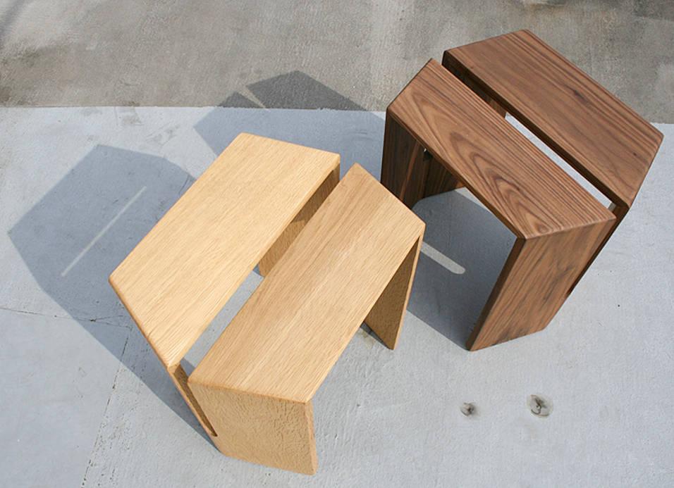 bolt stool