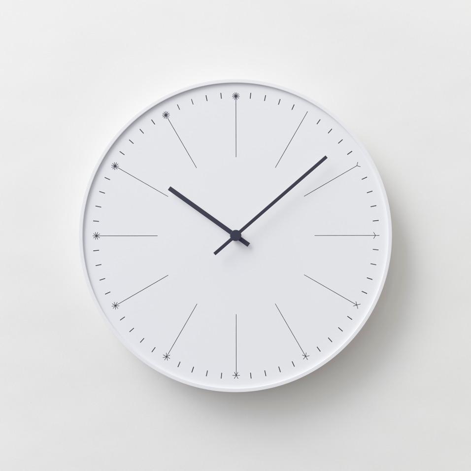 掛け時計「dandelion」