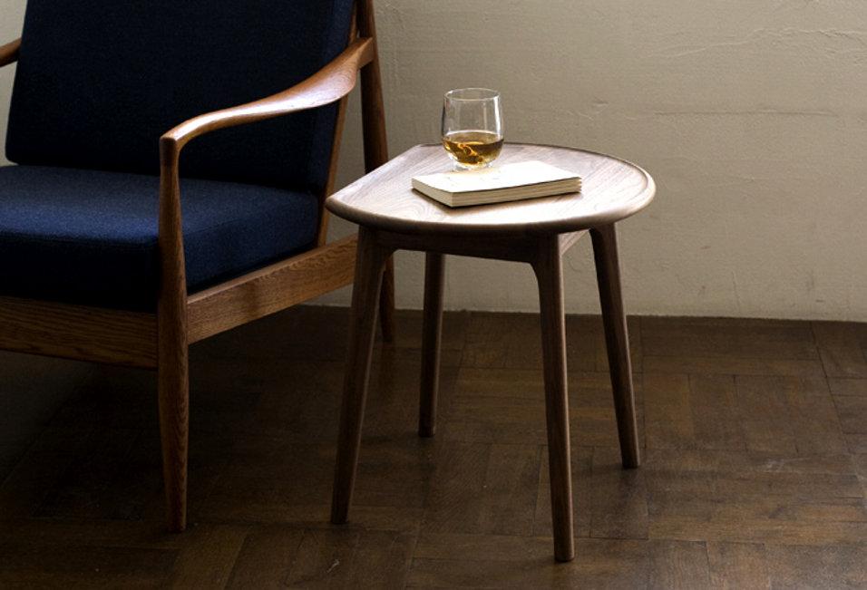ユーロサイドテーブル