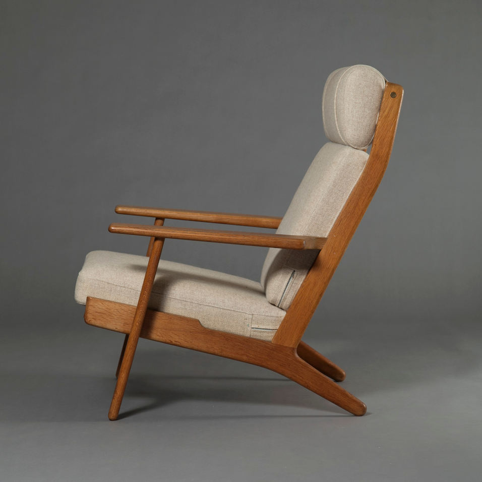 Vintage  「GE290 Highback ArmChair」「Writing Bureau」