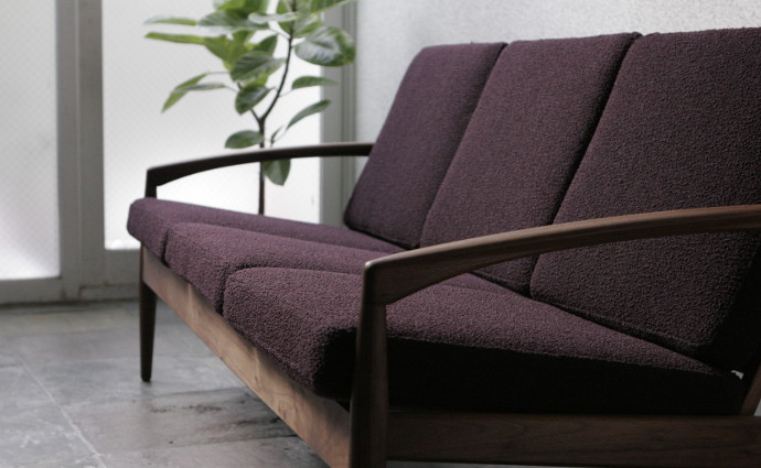No42 Chair , Paper Knife Sofa 3seater 限定販売