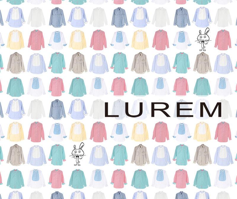 LUREM(ルアム) ジェンダーレスファッションブランド
