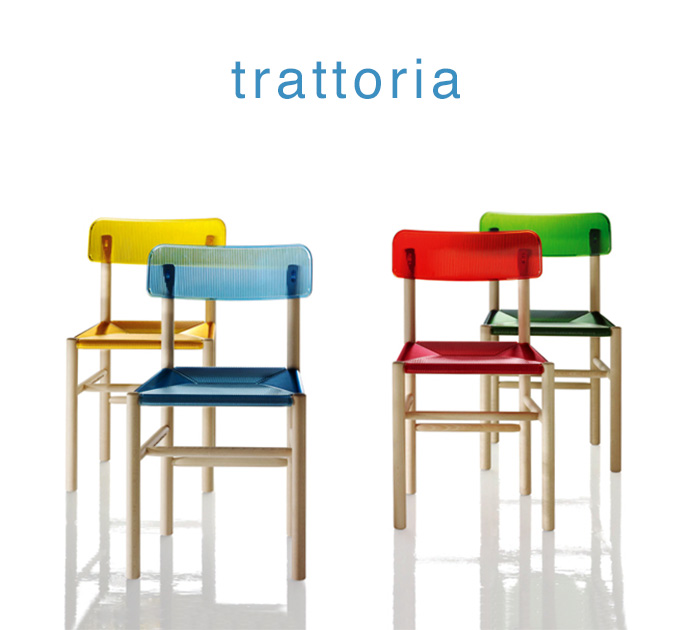 Trattoria Chair / Table