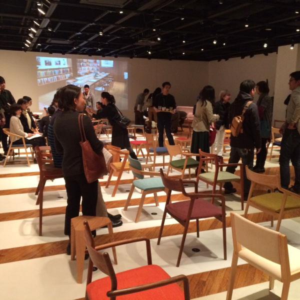 宮崎椅子製作所 2001-2015 全椅子展