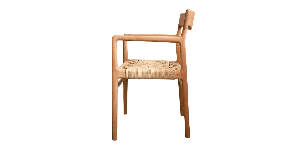 nomad arm chair & nomad stool