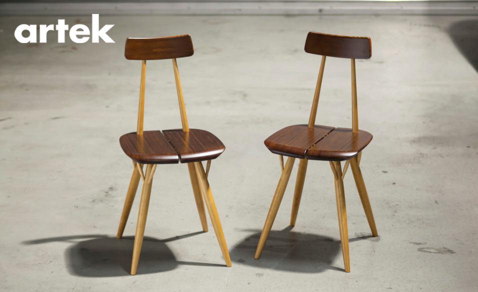 Pirkka Chair【artek社】