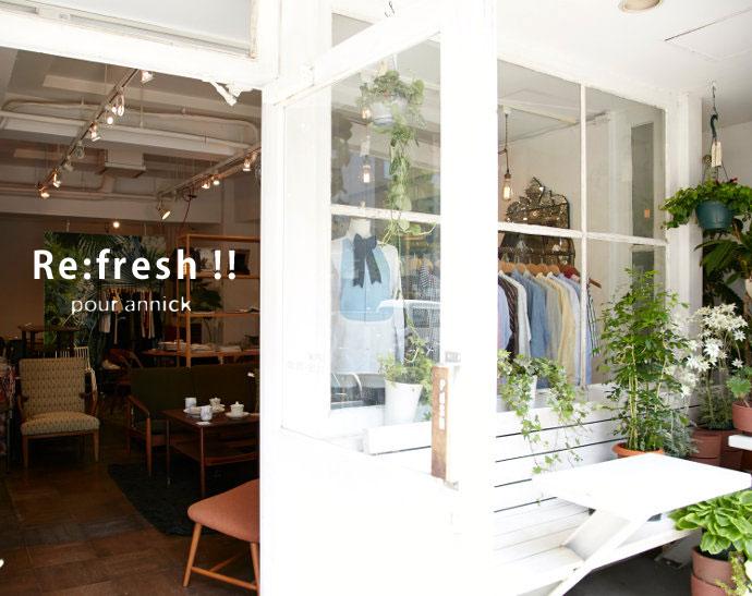 プールアニック目黒店 Re:fresh !!