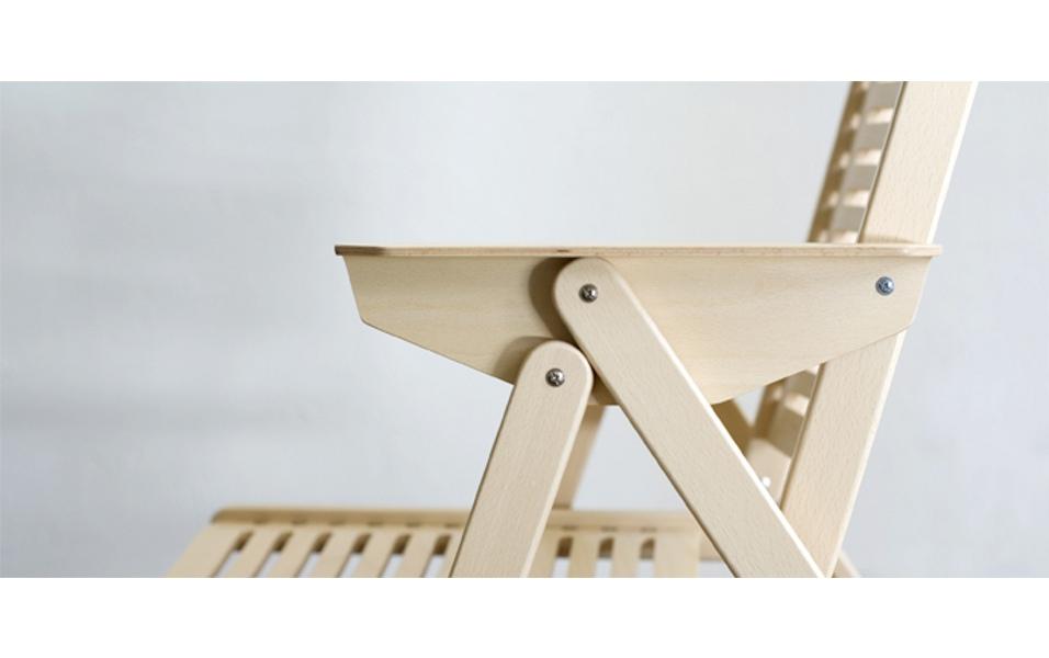REX Folding Lounge Chair